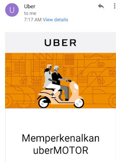 Panduan Lengkap Cara Mendaftar Jadi Driver UberMOTOR