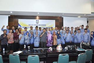 Susun Roadmap Industrialisasi di NTB, Gubernur Kumpulkan Para Kepala OPD