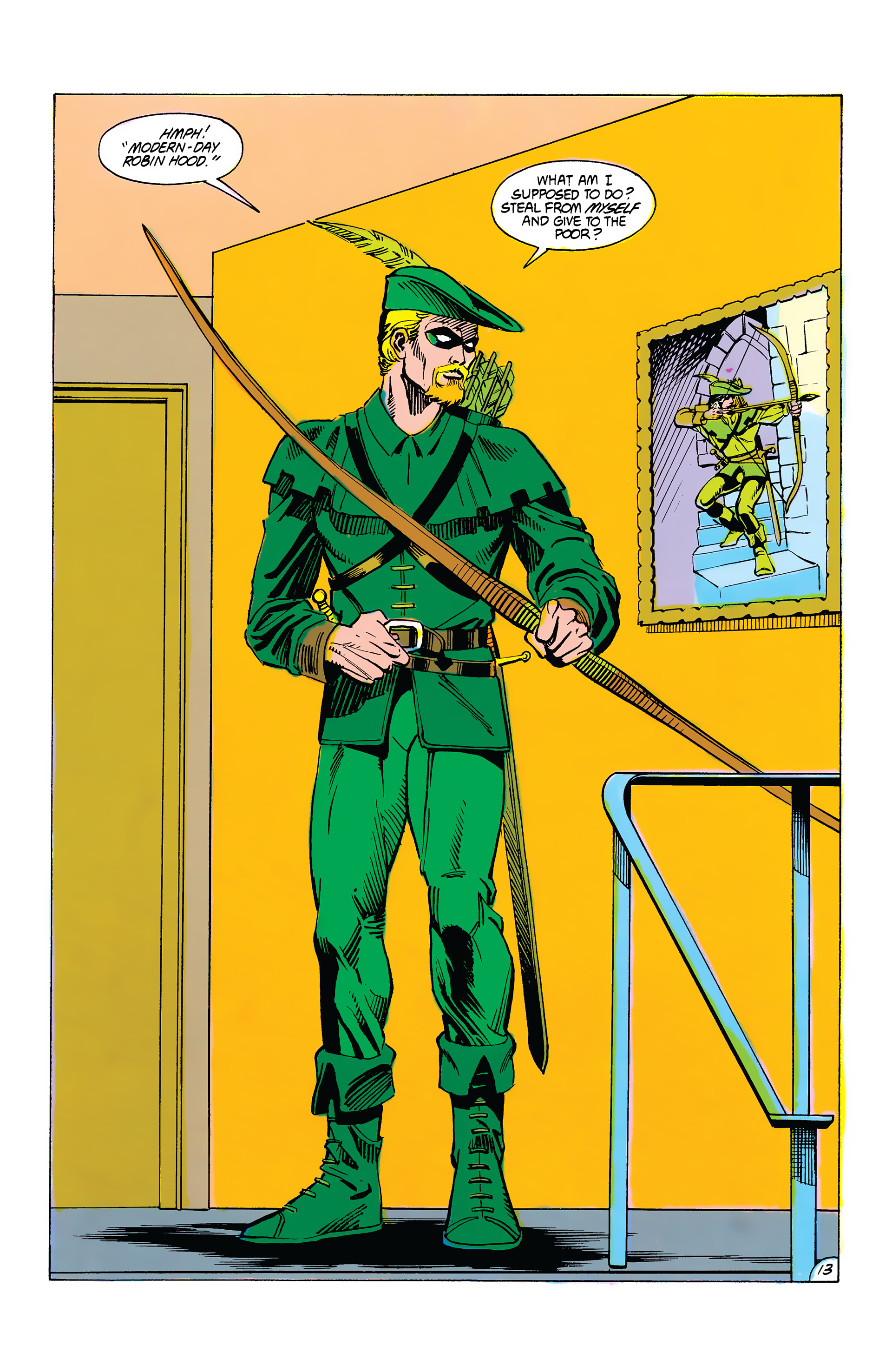 Read online Secret Origins (1986) comic -  Issue #38 - 13