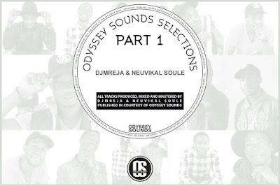 DJ Mreja & Neuvikal Soule - Odyssey Sounds Selections Part.1 Mixed (Promo)