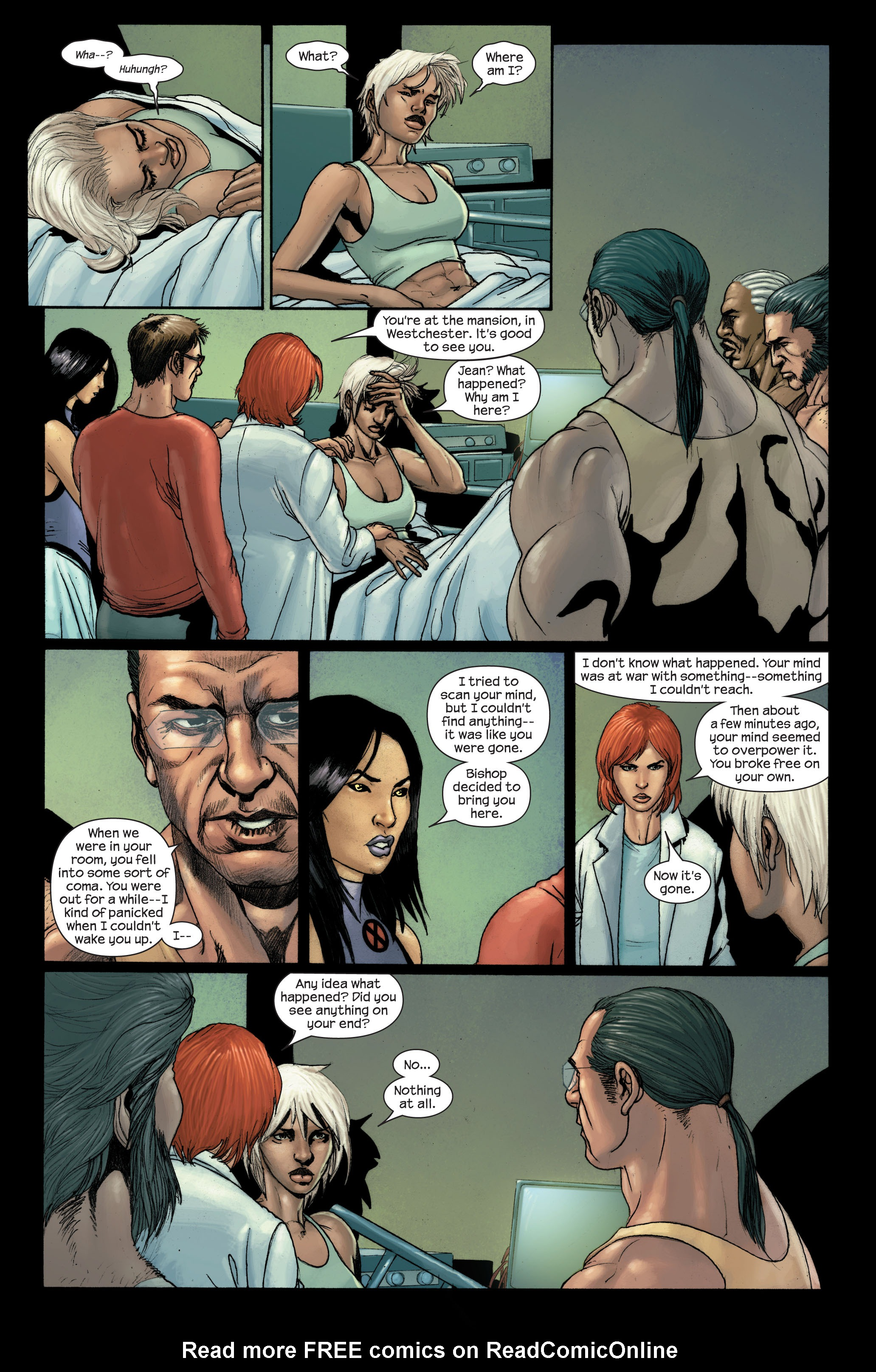 Read online Ultimate X-Men comic -  Issue #89 - 19