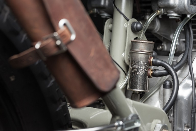 Honda CB450 by Vagabund Moto.