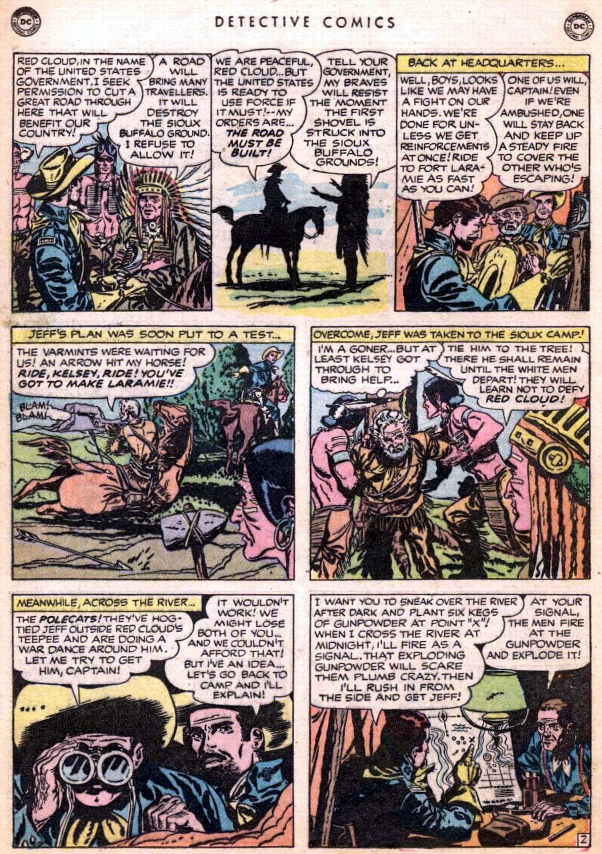 Detective Comics (1937) 157 Page 33