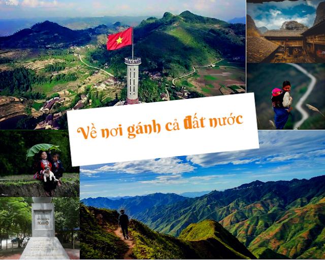 Về Hà Giang - về nơi đặt nét vẽ đầu tiên trên bản đồ Tổ Quốc