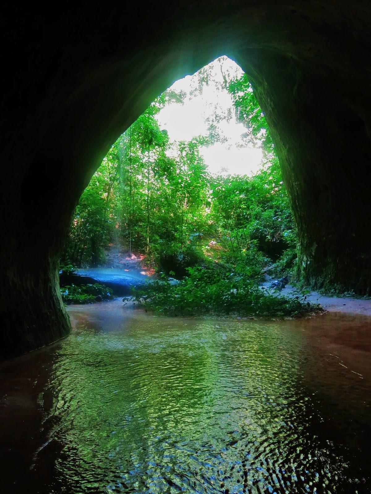 Caverna Maroaga, em Presidente Figueiredo