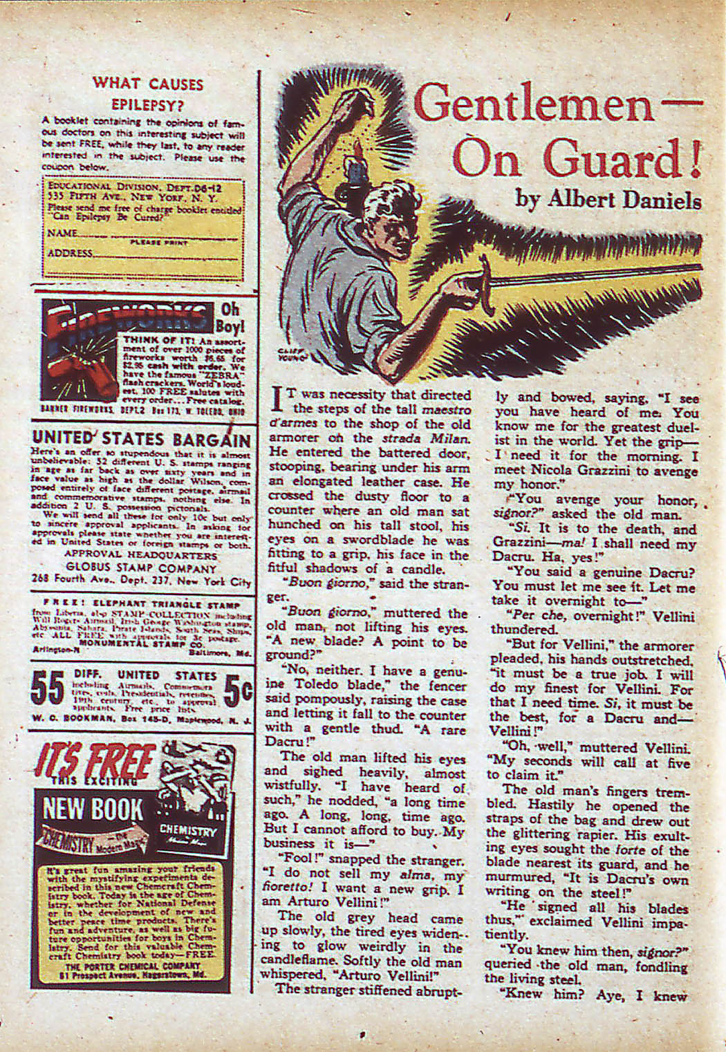Read online Action Comics (1938) comic -  Issue #43 - 48