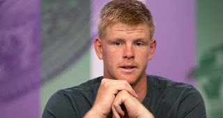 Kyle Edmund Wimbledon Pre-Championships press conference