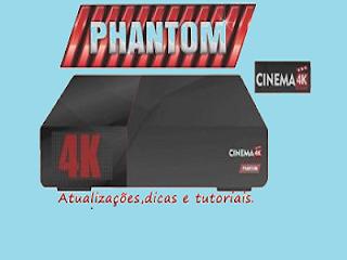 Resultado de imagem para HANTOM CINEMA 4K