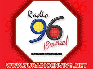 radio 96 fm trujillo