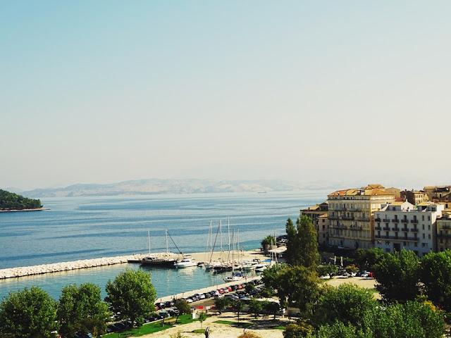 Panorama Kerkiry