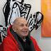 """Falleció Philip Bragar, el pintor que """"dibujaba con los ojos cerrados, porque se expresaba desde el alma"""""""