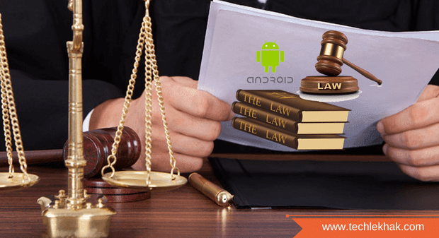 Android Apps For Indian Lawyers