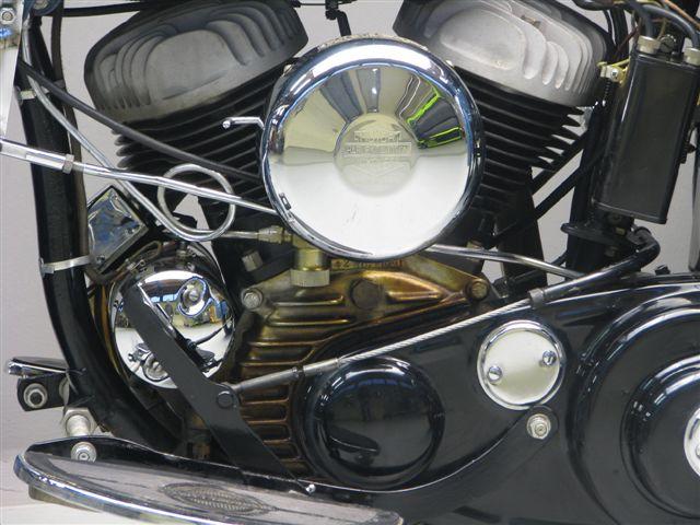 Harley Davidson Servi-Car 750cc 1942