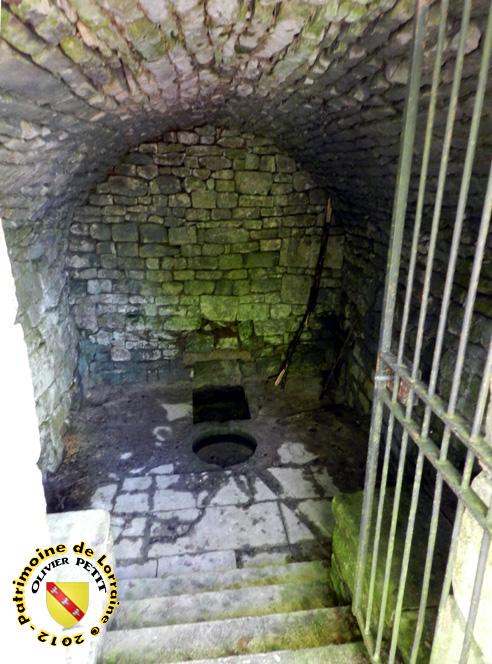 SOULOSSE-SOUS-SAINT-ELOPHE (88) - La fontaine