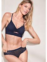 Martha Hunt sexiest model photoshoot for Victoria's Secret Lingerie
