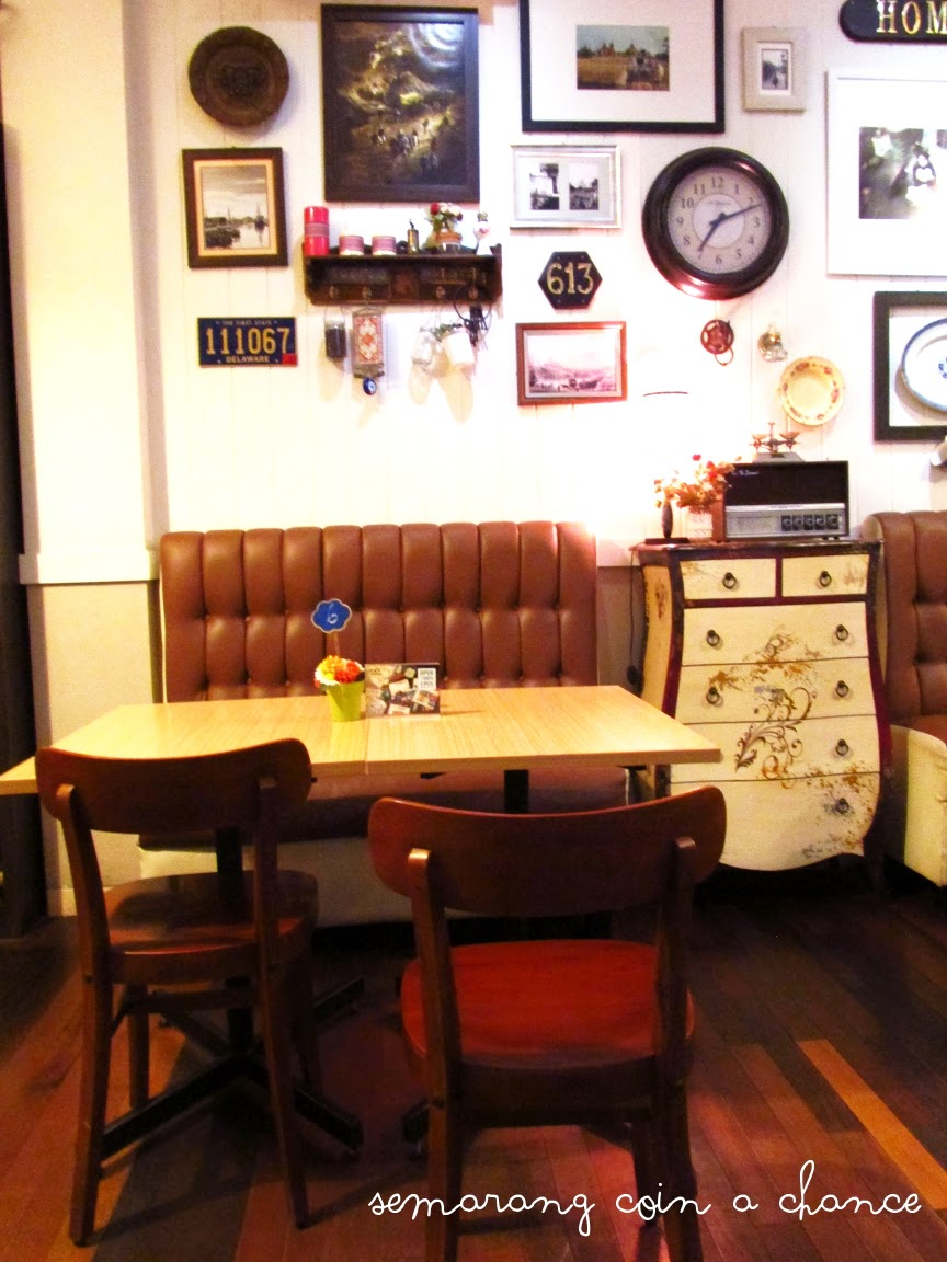 Cafe du Portrait, Semarang