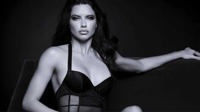 Adriana Lima in Victoria's Secret Obsessed Latest