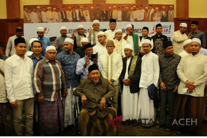Hana Cilet-Cilet, 111 Droe Ulama Aceh Neudukong Lumboi 2 Kali Nyoe
