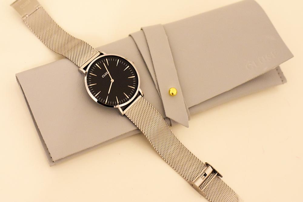 orologio cluse cinturino metallo