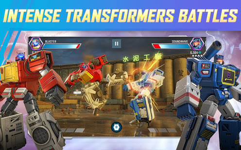 TRANSFORMERS: Forged to Fight Mod Apk Android