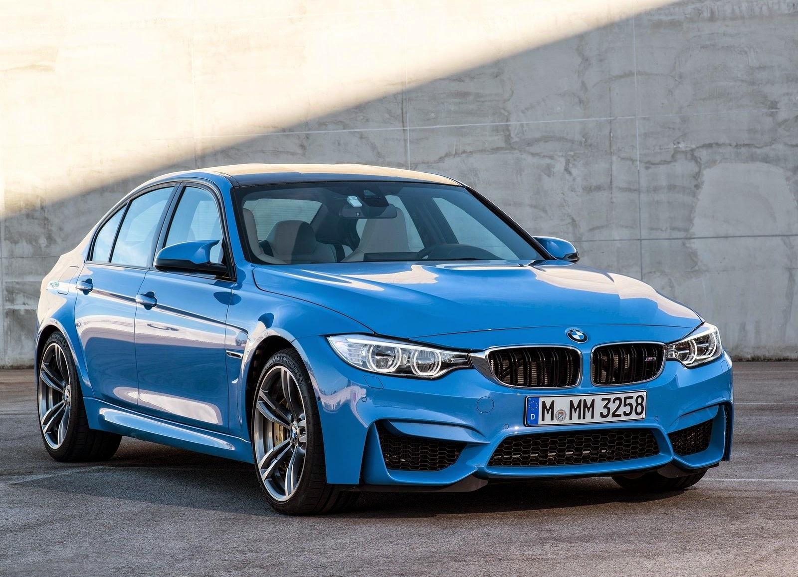 BMW M3 Sedan Blue 2015 Car Wallpaper Stylish Cars HD Wallpapers