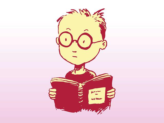 reading, leitura, book, boy, criança a ler