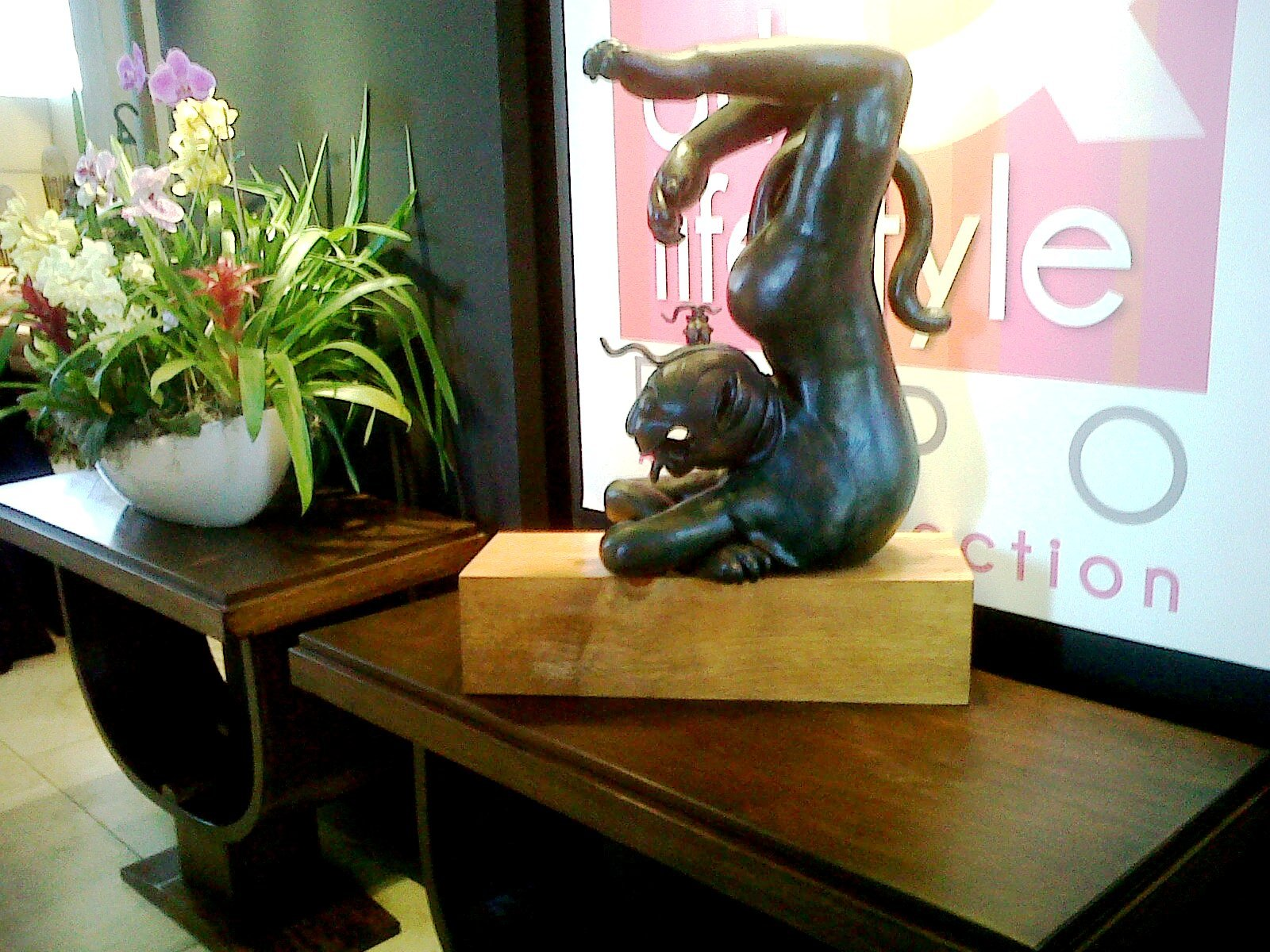 Inauguran Art Lifestile Expo 2012 Collection Corpoeventos # Muebles Utatlan