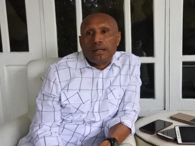 Benhur Tommy Mano Ingin Wujudkan Kampung Tematik di Kota Jayapura