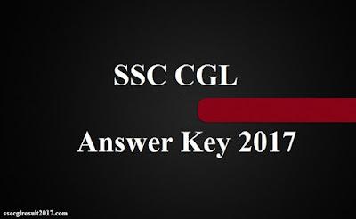 SSC CGL Answer Key 2017