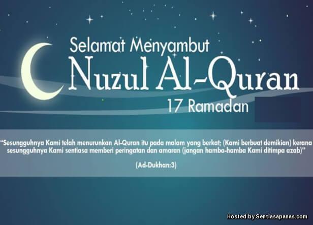 Nuzul Al-Qur'an