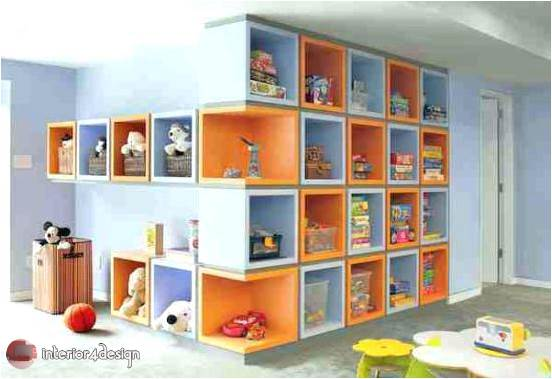 Organizing ideas for children's rooms 3