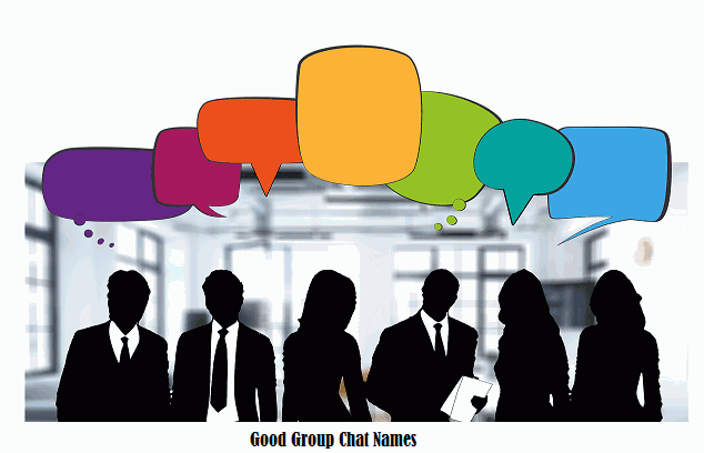 Good Group Chat Names