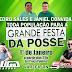 Posse de Pedro Sales e Janiel em Várzea, RN tem shows em praça pública com Guga Play Boy e Segundo Sanfoneiro