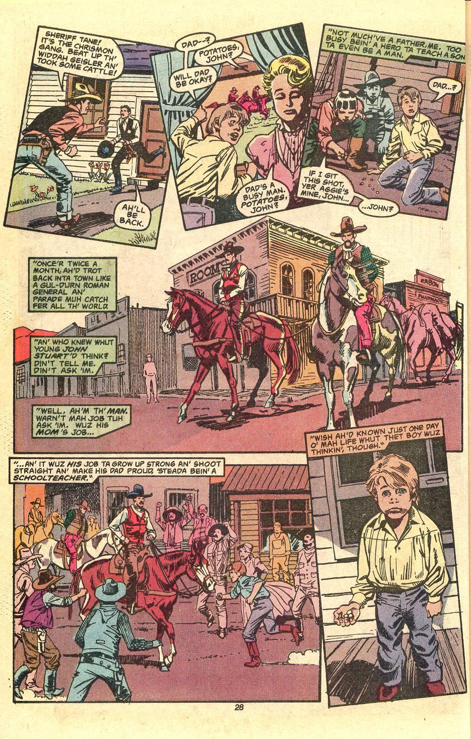 Read online Secret Origins (1986) comic -  Issue #50 - 30