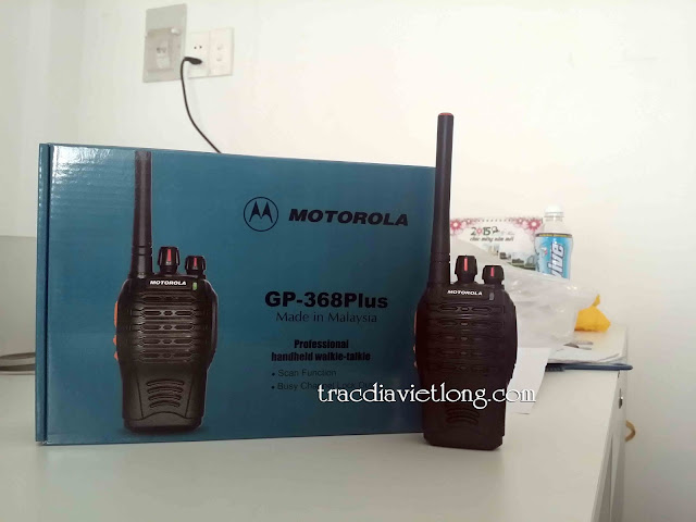 bo dam motorola gp 368 plus