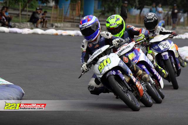 Indonesia Banjir Jadwal Road Race di 21 Kota September-Oktober 2017