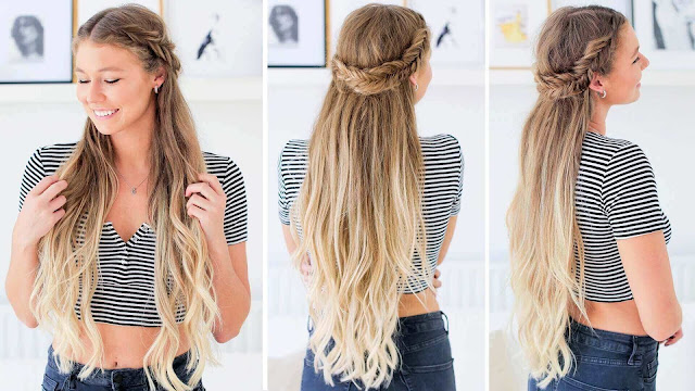 إليك أفضل نصائح والماسكات لتطويل الشعر