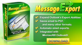 Outlook email extractor software. Save email to PDF from Outlook.