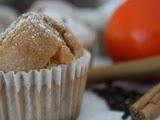 Muffins Integrales de Naranja y Especias