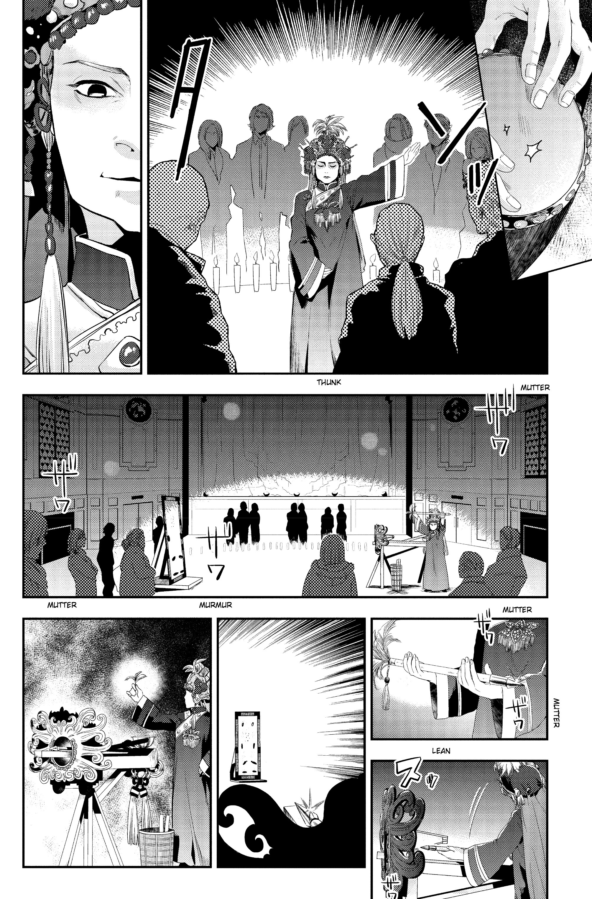 Read online Sherlock: The Blind Banker comic -  Issue #5 - 19