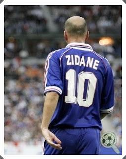 Zidane France 1998
