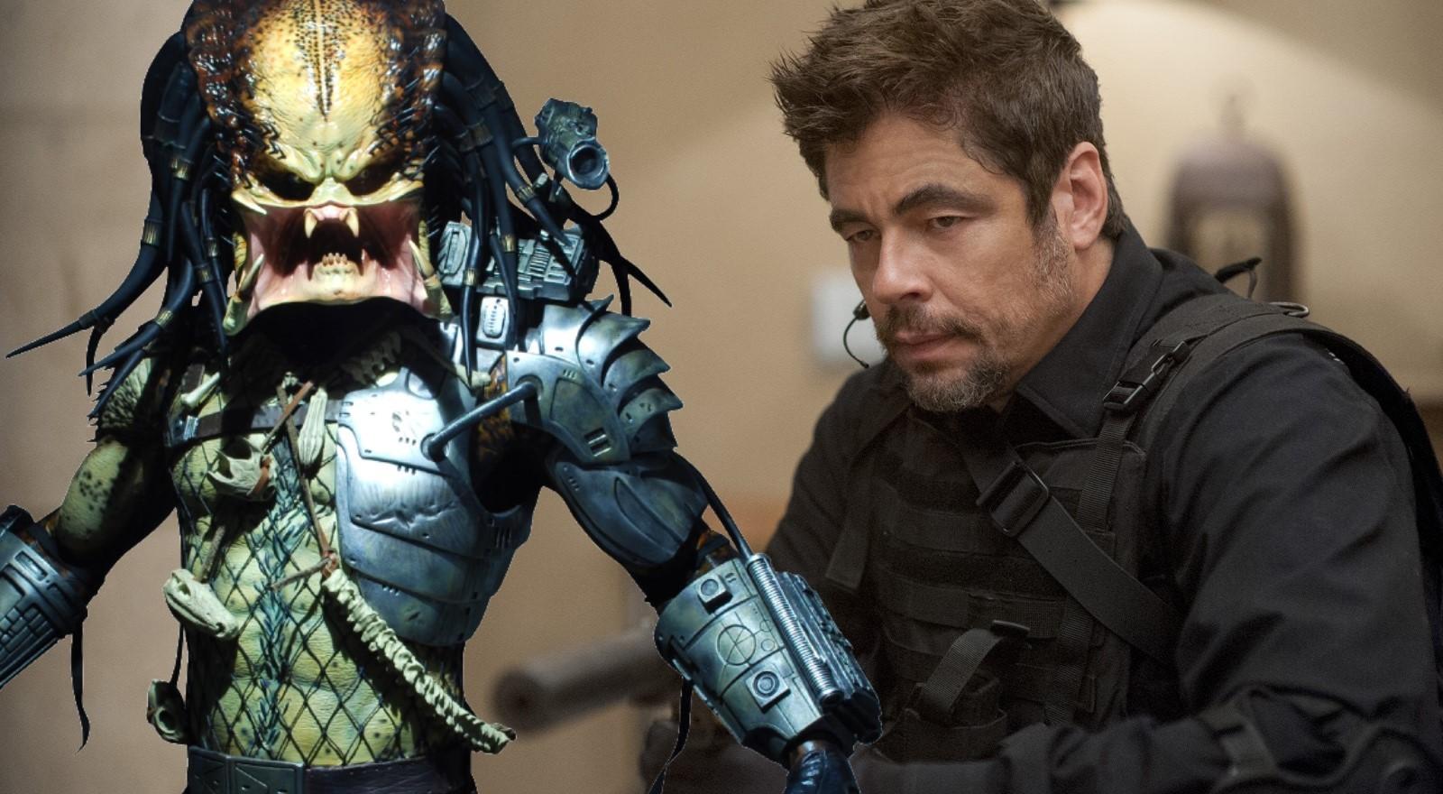 Predador | Benicio Del Toro em negociações para estrelar reboot