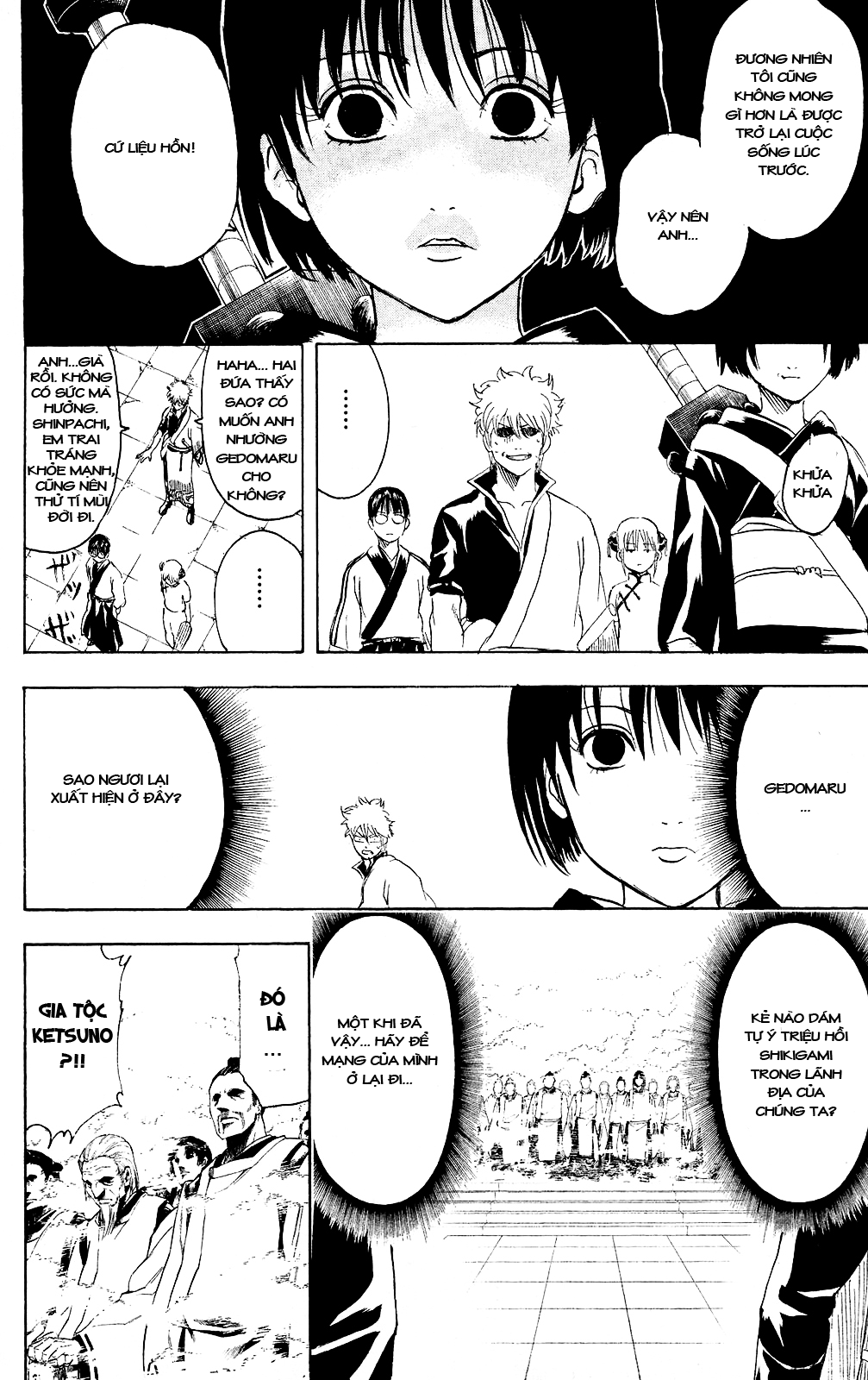 Gintama Chap 283 page 7 - Truyentranhaz.net
