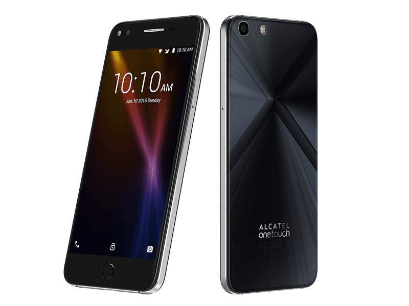 Alcatel X1 black