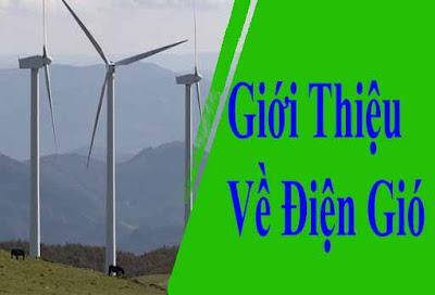 Giới Thiệu Về Điện Gió