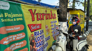 Kedai Rujak, Gado-gado dan Mie Ayam Yurinka Jalan Pemuda Kendal