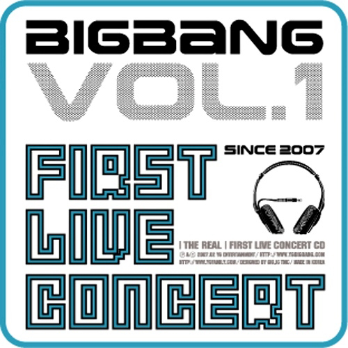BIGBANG – The Real Vol.1 (First Live Concert)