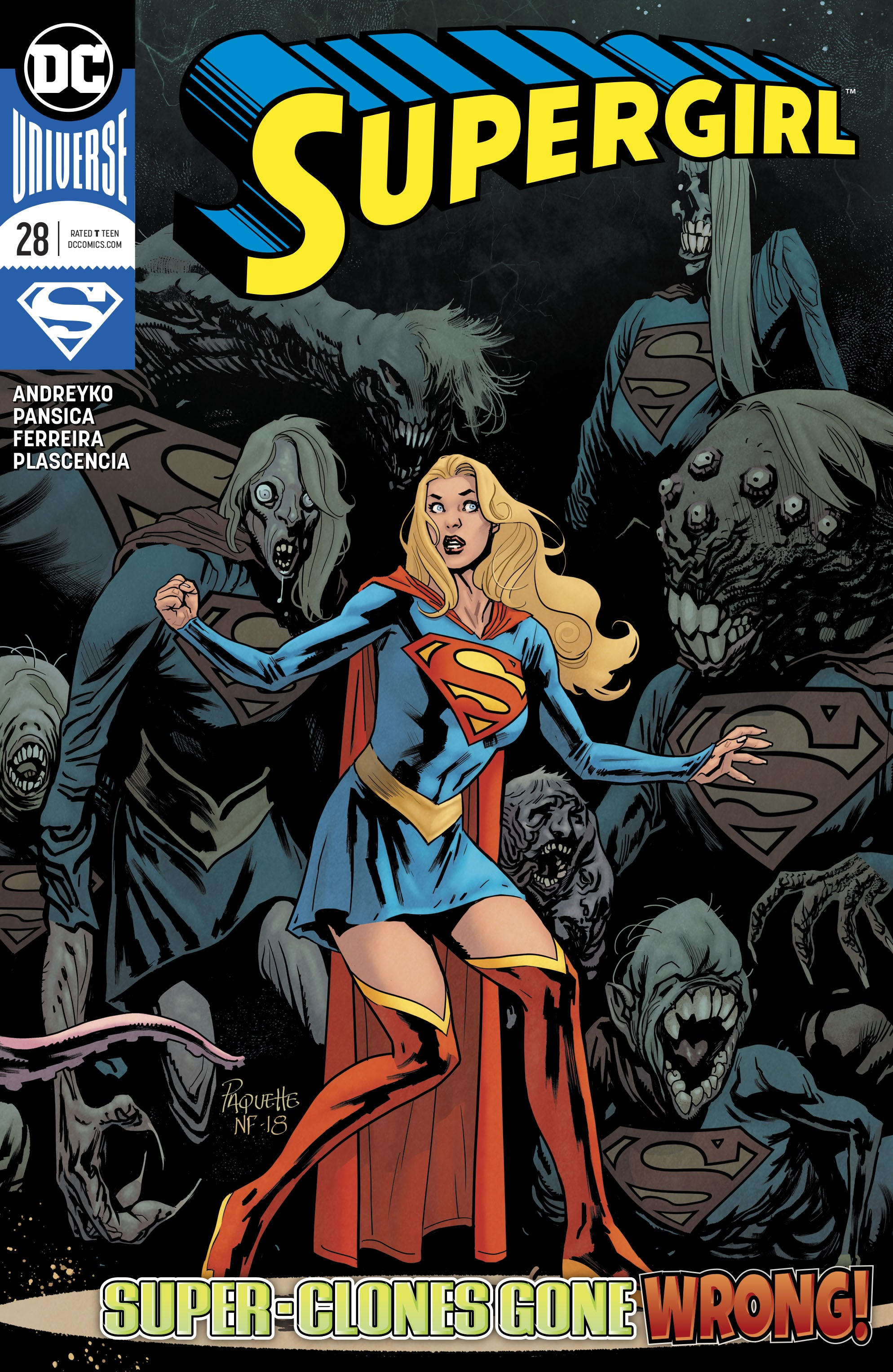 Supergirl (2016) 28 Page 1