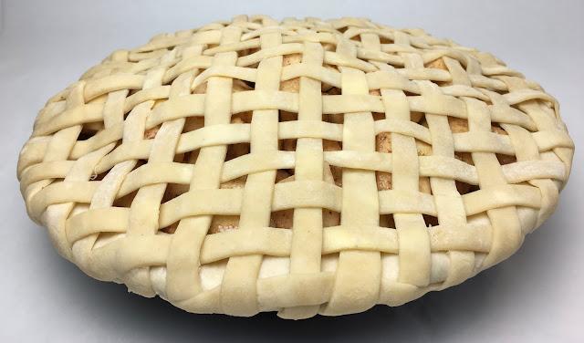 Lattice Crust Formed