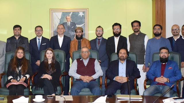 PTCL Hosts Startups and Entrepreneurs From NIC Peshawar